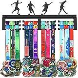 WEBIN Medalla de Fútbol Exhibición Rack Medalla Hanger Fútbol Medallas Deverave Medalla Desafia