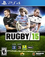 Rugby 15 (輸入版:北米) - PS4