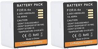 Batterij met grote capaciteit 4800 mAh Li-ionbatterij van 4800 mAh, voor Arlo Ultra Ultra 4k VMA5400-camera