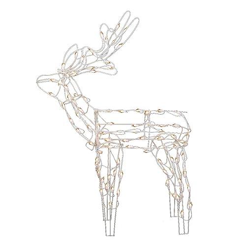 Christmas Reindeer Decorations Amazon.com