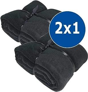 121 x 182cm Lujosa Weighted Blanket con Sensorial Edred/ón y Cuentas Vidrio 15 lbs Manta Pesada para Ni/ños Cama Estr/és Sof/á Autismo Ansiedad VIA MONTEN Manta Ponderada para Adultos Insomnio