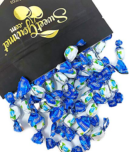 Colombina Delicate Mint Drops Hard Candy - 1 pound
