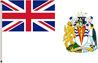 Fyon United Kingdom Banner The British Antarctic Territory Flag 2x3ft