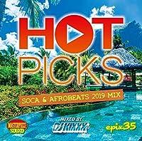 洋楽CD ソカ アフロビーツ Epix 35 -Hot Picks Soca & Afrobeats 2019 Mix- / DJ Kixxx [CD] DJ Kixxx