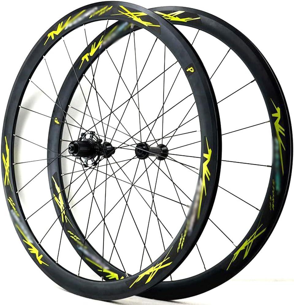excellence YUDIZWS Road Bike 700c Wheelset 40mm Wheel Racing 20 Manufacturer OFFicial shop Holes Qu 24