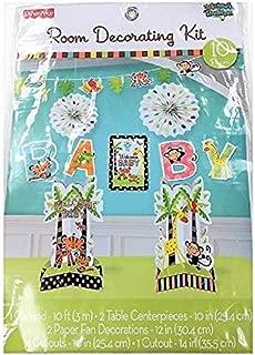 Amscan Fisher Price Baby Decorating Kit
