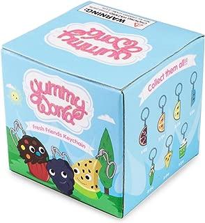 Kidrobot Yummy World Fresh Friends Blind Box Vinyl Figure Keychains