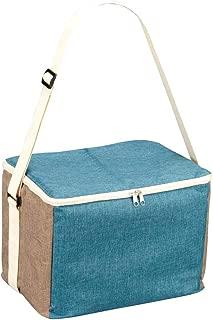 BUNDOK(バンドック) 極厚 クーラー バッグ <15L/25L> 折りたたみ式 保冷 断熱材厚25mm コンパクト収納