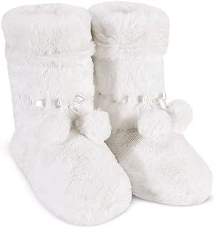 Fleece Slippers for Women - Slipper Boots for Women