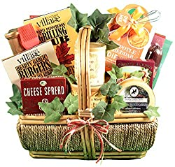A Grilling Gift Basket