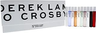 Derek Lam 10 Crosby | Eau de Parfum | Gift Set for Women | 10-Piece Perfume Collection | 10 Unique Fragrances | 0.25 Oz Spray Bottles
