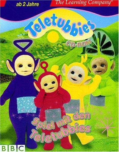 Teletubbies - Spiel mit den Teletubbies