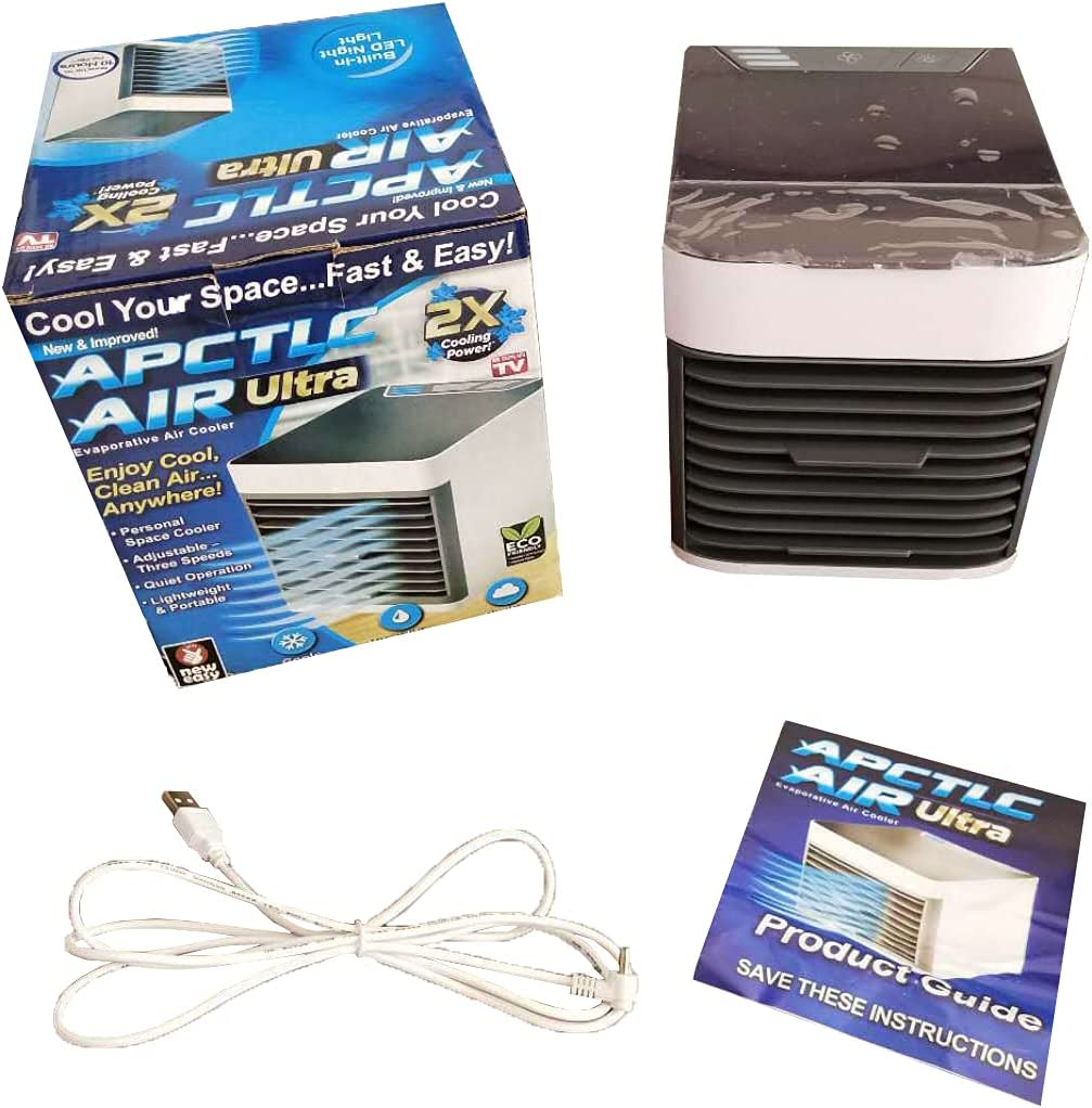 OFFicial Portable air Conditioner Max 59% OFF Fan Cooler Personal Mini with