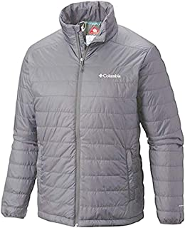 columbia jacket with silver lining