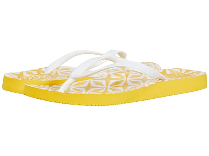 VIONIC  Noosa Tile (Yellow) Womens Sandals