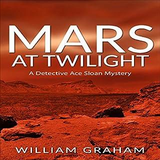 Mars at Twilight audiobook cover art