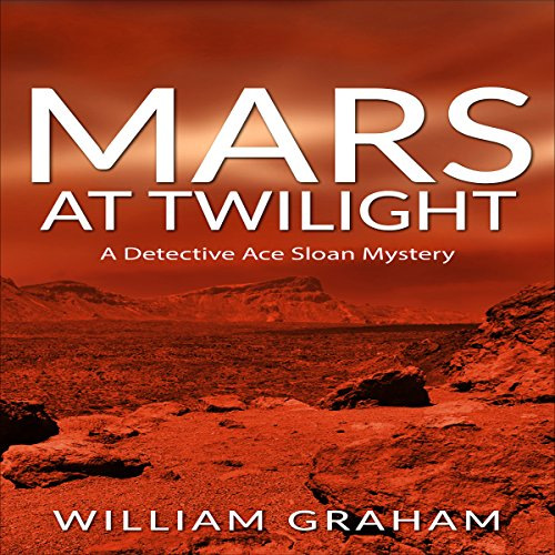 Mars at Twilight audiobook cover art