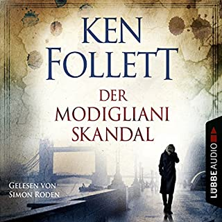 Der Modigliani Skandal Titelbild