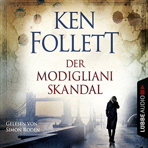 Der Modigliani Skandal audiobook cover art