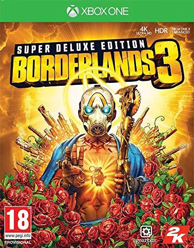 Borderlands 3 Super Deluxe Edition - Xbox One [Importación alemana]