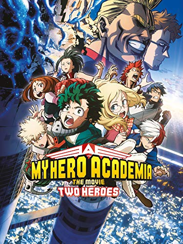 My Hero Academia: The Movie - Two Heroes