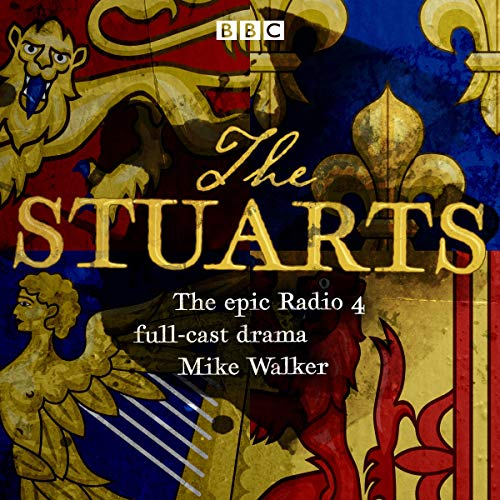 The Stuarts audiobook cover art