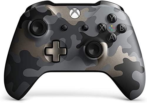lowest Microsoft Wireless Controller - (Bulk Packaging) wholesale discount Night Ops Camo Special Edition online