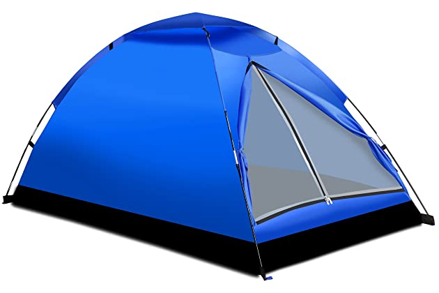 Alvantor Camping Tent Outdoor Travelite Backpacking Light Weight Family  Dome Tent Pop Up Instant Portable Compact Shelter Easy Set Up (NOT  Waterproof) 482c2f0f3ba3