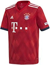adidas 2018-2019 Youth FC Bayern Munich Home Jersey