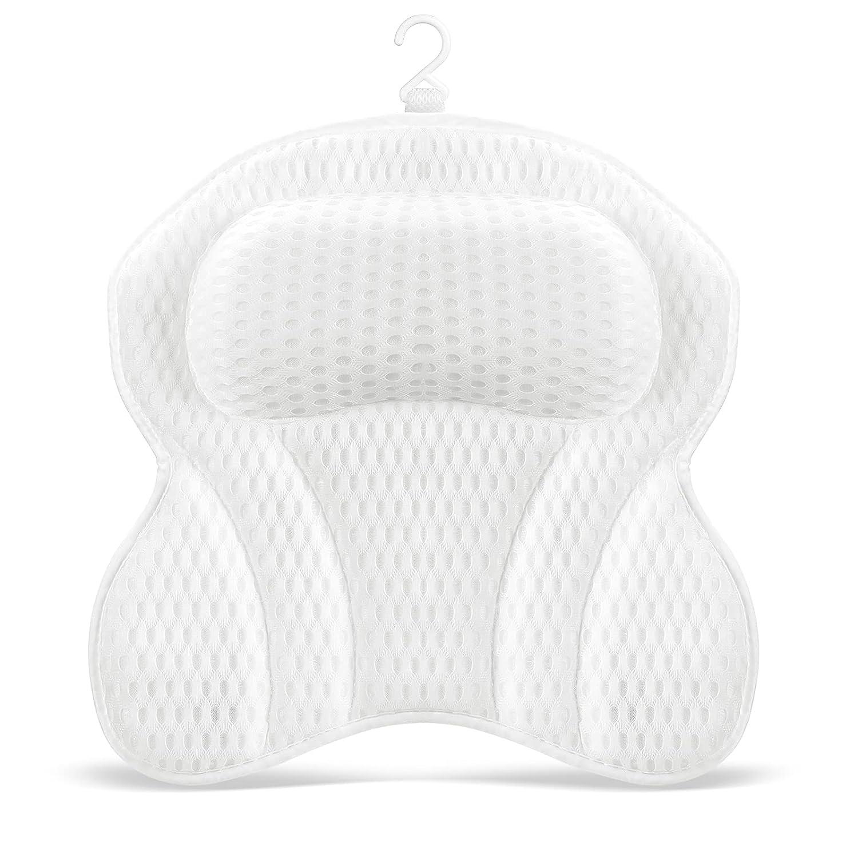Bath Pillow Excellent for Tampa Mall Tub Comfort Bathtub Head