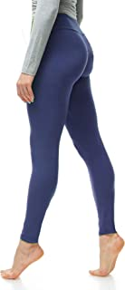 LMB Women's Extra Soft Leggings with High Yoga Waist Pants 40+ Colors Plus Sizes