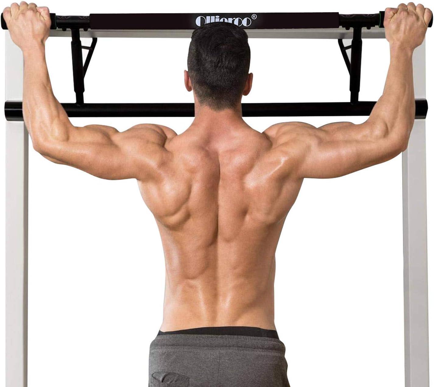 Ollieroo Pull Up Bar Sale SALE% OFF Rapid rise Doorway Strength Mult Chin Bars Training