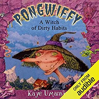 Pongwiffy: A Witch of Dirty Habits cover art