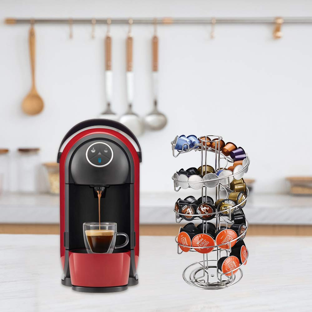 Porta Cápsulas de Café para Dolce Gusto, ABEDOE Rack de ...