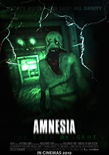 Gifts Delight Laminated 24x34 Poster: Movie Poster - Amnesia Dark Descent Movie by CrustyDog on