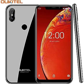 "OUKITEL C13 Pro Dual 4G Volte Smartphone Libre de 6.18"" 19:9 ..."