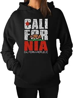 california logo hoodie