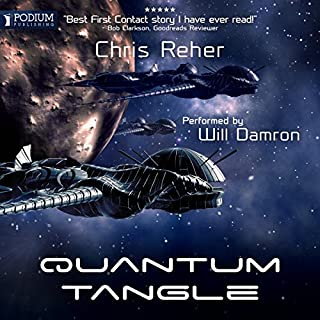 Quantum Tangle cover art