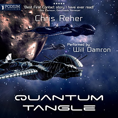 Quantum Tangle audiobook cover art