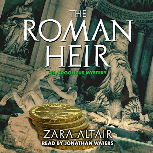 『The Roman Heir』のカバーアート