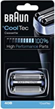 Braun 40B CoolTec Shaver Series Replacent Razor Head