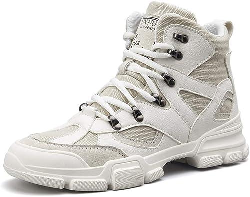Chaussures de sport pour pour pour hommes en plein air, chaussures de course décontractées, bottes Martin 0e1