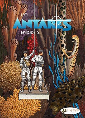 Antares - Episode 5 (English Edition)