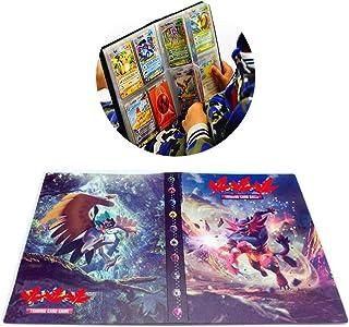 Pokemon Collection Handbook Trading Card Album GX EX TCG Game Card Professional Collection 240 Card Slot-(Incineroar)