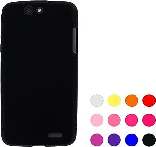 VA-10J VAIO Phone 黒シリコン ケース カバー va-10jケース va10j va-10jカバー ヴァイオフォン VAIOPhone スマホケース スマホカバー ソフトケース ブラック Blacksiri