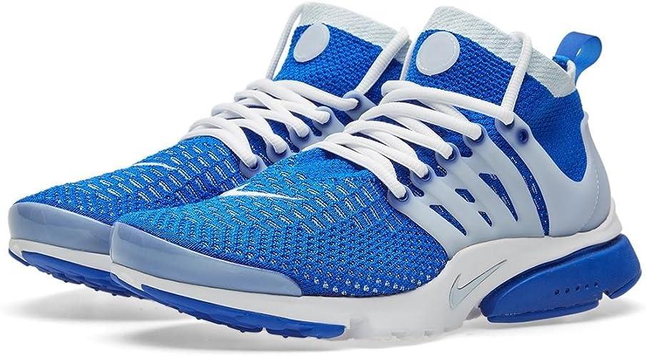 NIKE Air Presto Flyknit Ultra Sneaker bleu 835570 403, Taille:43 ...