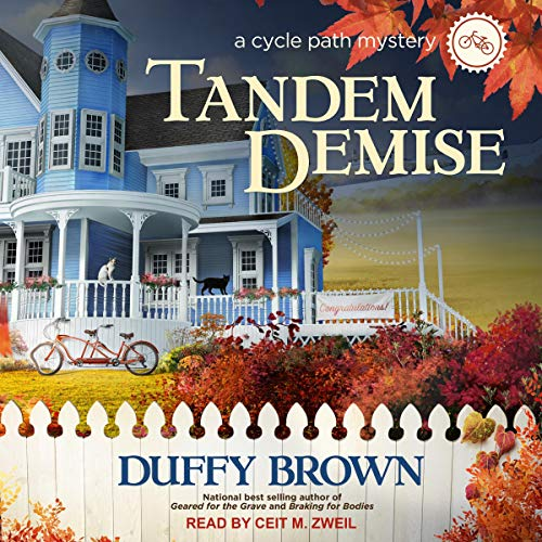 Tandem Demise audiobook cover art