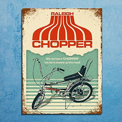chopper bike raleigh - 4