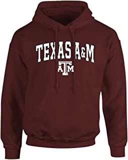 Elite Fan Shop NCAA Men's Hoodie Sweatshirt Team Color Arch
