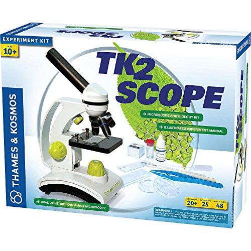Thames & Kosmos TK2 Microscope Set